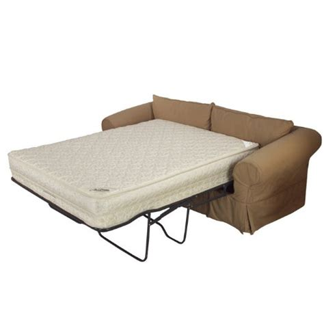 mattress for sleeper sofa leggett platt air dream queen sleeper sofa mattress