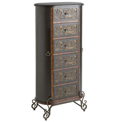 Jewelry And Makeup Armoire by Jewelry Armoire Armoires And Makeup On