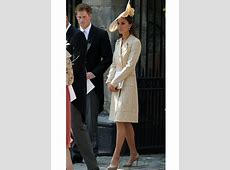 Celebrity wedding guest outfits Kate Middleton Wedding Party