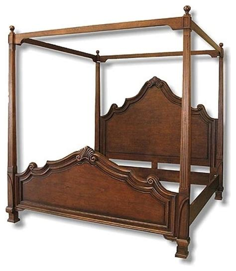 italian canopy bed new king canopy bed italian tuscan scroll traditional canopy beds
