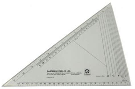 pattern cutting grading square combination graders set square eastman staples