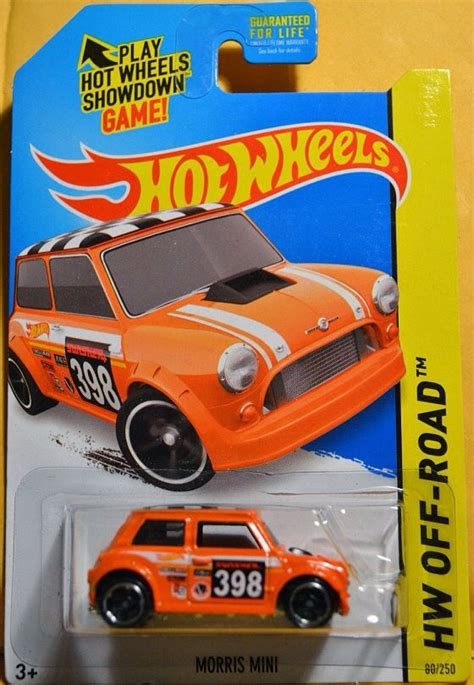 Harga Mobil Diecast Wheels by Blusukan Lihat Morris Mini Hotwheels Dengan Harga Murce