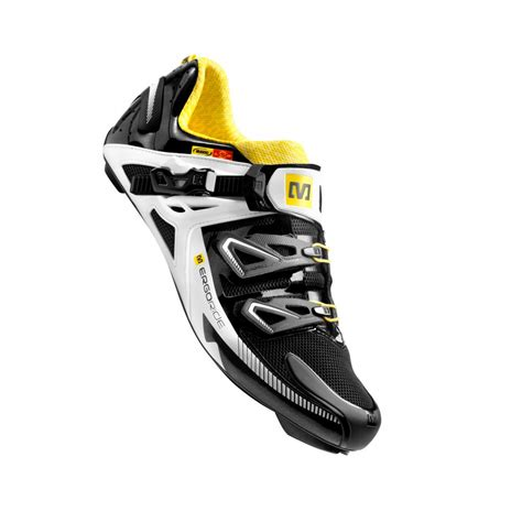 mavic road bike shoes mavic zxellium road cycling shoe black white 2014