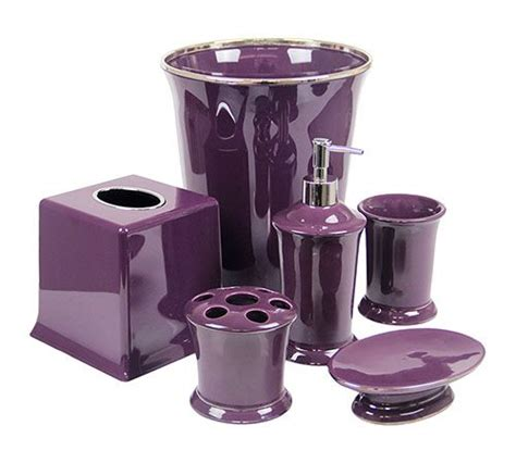 lavender bathroom accessories lavender bathroom accessories ceramic bathroom set
