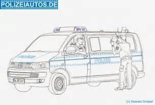 Polizeiauto Zum Malen by Ausmalbilder Polizei Autos 01 Ausmalbilder