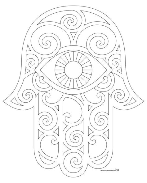 handprint coloring page coloring home
