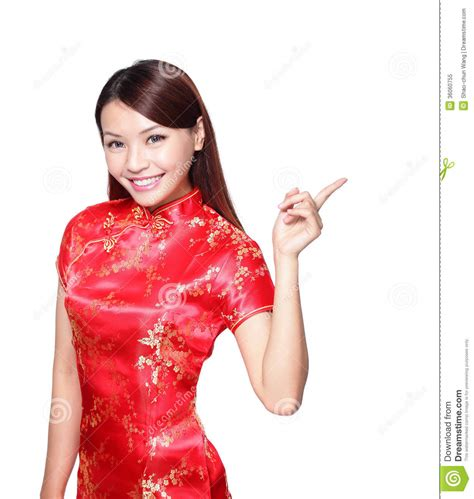 happy chinese new year stock image image of face girl