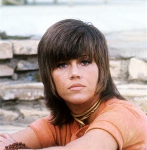 jane fonda with shag in early 70s klute photograph by everett jane fonda s original shag makeup hair pinterest