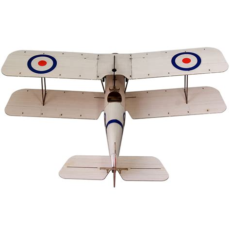 Seaplane Balsa Wood Airplane 1600mm Kit Only Terurai royal aircraft factory se5a balsa wood 378mm wingspan biplane warbird aircraft model light wood