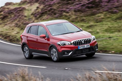 suzuki sx4 s cross 2016 review pictures auto express