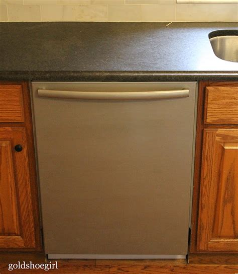 gold appliances gold shoe how to use stainless steel appliance paint
