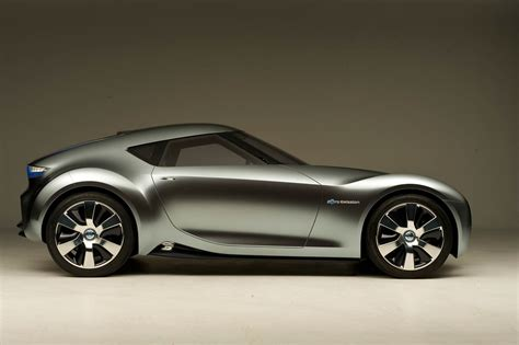 nissan sports car nissan esflow sports car gallery pictures evo