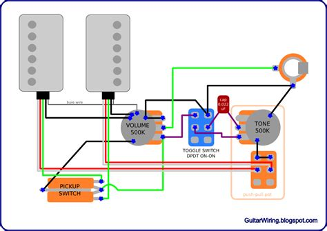 The Guitar Wiring Blog Diagrams And Tips Schecter C 1