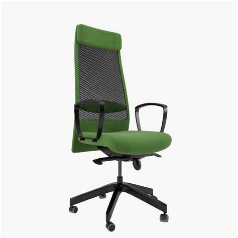 ikea markus chair ikea markus office chair 3d max