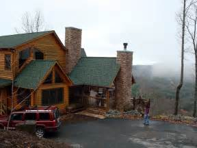 blue ridge mountains cabin
