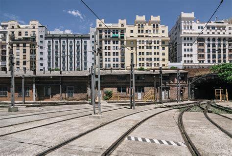 cocheras metro madrid parece auschwitz pero es el centro de madrid las