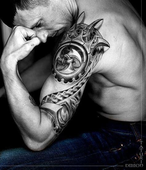 shoulder cover up tattoos for men 100 exceptional shoulder designs for and