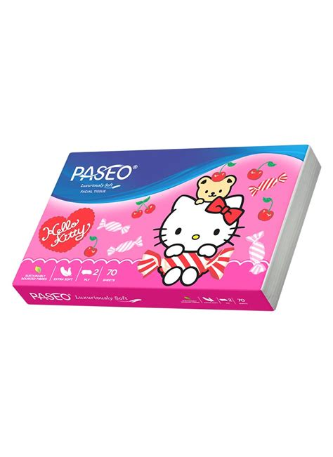 Paseo Travel Pack Tissues Karakter by Paseo Travel Pack Tissues Karakter Pck Klikindomaret