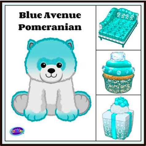webkinz pomeranian sneak peeks blue avenue pomeranian polar unicorn gymbo s webkinz
