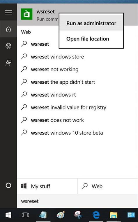 resetting windows store problem solved windows store cache may be damaged 2018