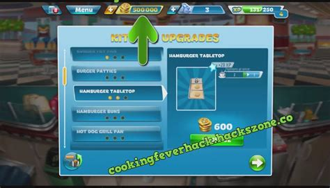 download game cooking fever mod apk cooking fever cheats cooking fever hack apk android