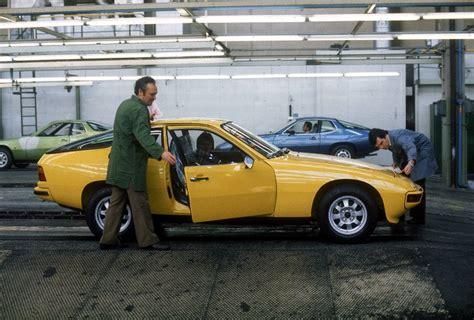 Hausfrauen Porsche by Porsche 924 Von Vw Verschm 228 Ht Bei Hausfrauen Begehrt