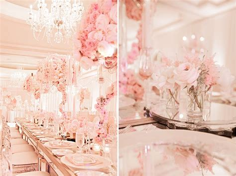 Pale Pink Wedding Decor by Best 25 Blush Pink Weddings Ideas On Pink