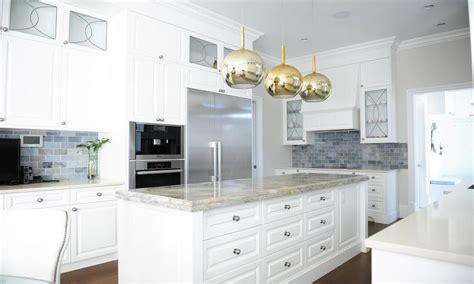 Kourtney Kitchen by Khloe Kitchen Island Built In Fridge Design Ideas