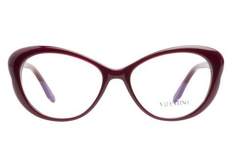 valentino v2602 606 noir eyeglasses are ravishingly
