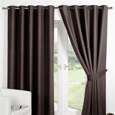 making thermal curtains ring top fully lined pair eyelet ready made curtains