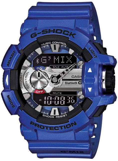 G Shock Time Blue by Watchismo Times Play Your With The New G Shock G