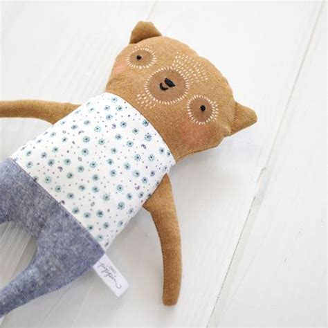 Handmade Fabric Toys - 17 best images about on clothing zara