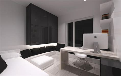 studio z home design your minimalist studio apartment gorgeous set patio and