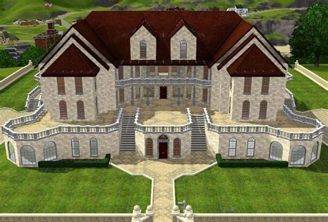 home design for sims the sims house floor plans sims 3 probz pinterest