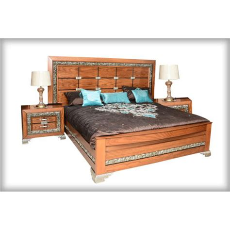 bed and side table set bed set with side table and dressing carving woodcreations