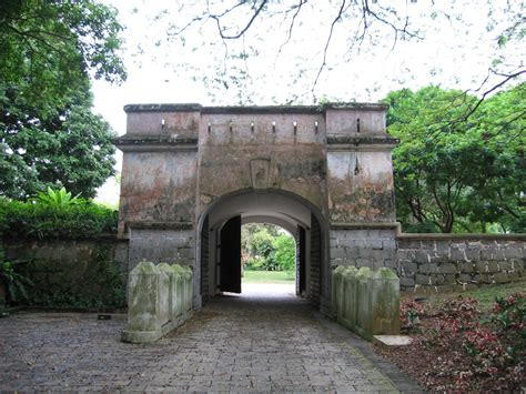 Historical House Plans fort canning world war ii sites