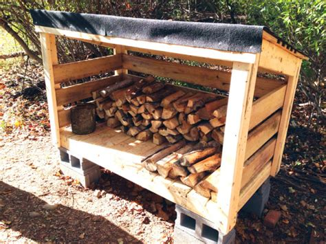 Wood Shed Bbq by Firewood Shed Myoutdoorplans Free Woodworking Plans