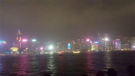 symphony of lights 2017 hong kong symphony of lights 2017