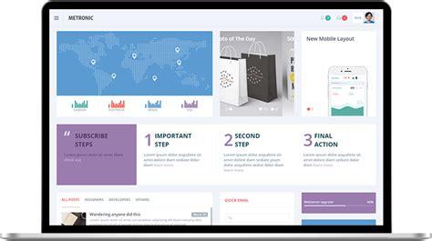 layout bootstrap django metronic 最优秀的基于bootstrap的响应式网站模版 爱程序网