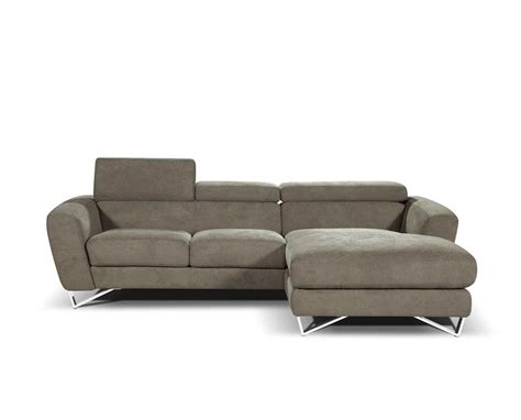 Mini Sectional by Sparta Mini Fabric Sectional Sofa Fabric Sectional Sofas