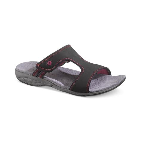 hush puppies white hush puppies 174 zendal slide atheleisure sandals in gray