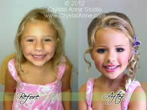 child glitz pageant hair airbrush makeup by www