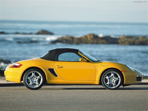 boxster porsche 2005 porsche 987 boxster 2005 car wallpapers 002 of 11