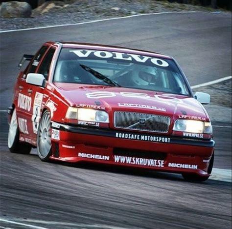 volvo 850 racing volvo 850 swedish fanatics