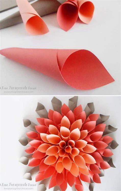 Best Origami Flowers - origami flower top 25 best origami flowers ideas on