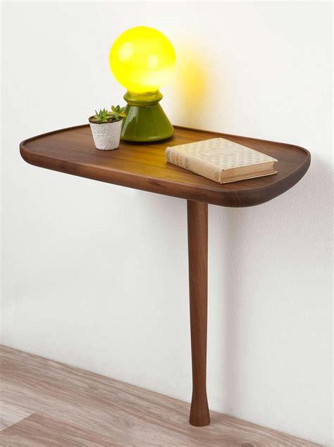 table de nuit new york table de nuit originale avec un seul pied