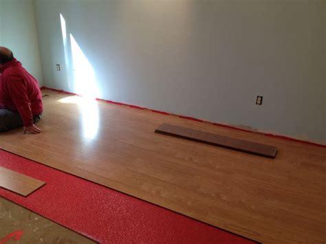 laying down laminate wood flooring laying down flooring