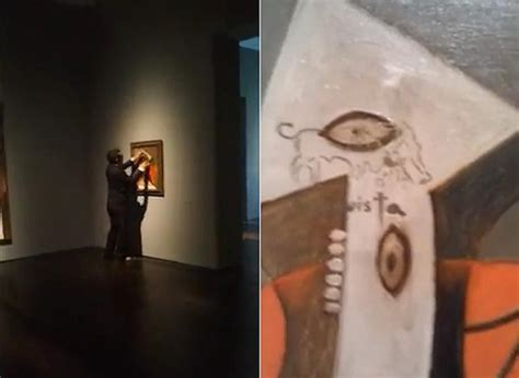 picasso paintings houston houston cops for vandal on spray