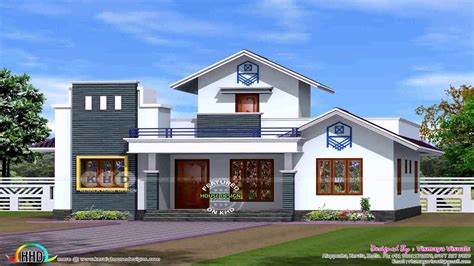 kerala home design youtube kerala house plans 1500 square foot single floor youtube
