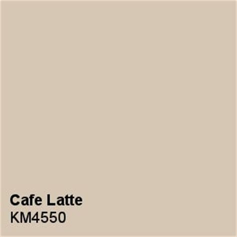 cafe latte km4550 just one of 1700 plus colors from paints new colorstudio